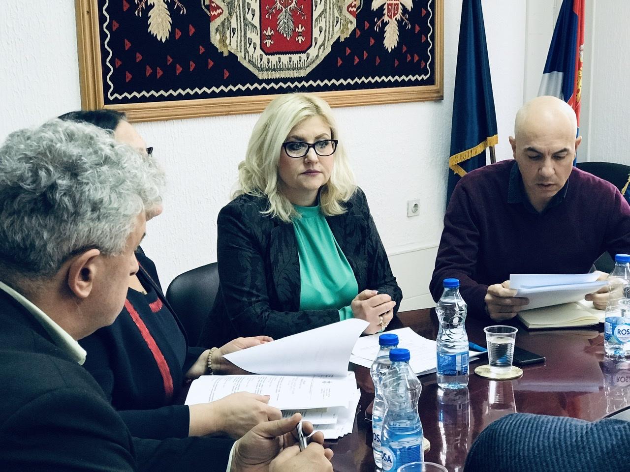 Photo of Održana sednica Okružnog štaba za vanredne situacije