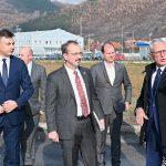 Novoimenovani ambasador SAD Entoni Godfri posetio Pirot i Slobodnu zonu Pirot