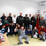 Bajkeri podelili paketiće mališanima iz dnevnog boravka Udruženja MNRL u Pirotu