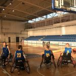 U hali Kej odigrana prva utakmica košarke u kolicima. Nišlije igrale protiv ekipe iz Bugarske