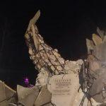 Jabučilo ostao bez glave! Vandali oskrnavili zaštitni znak parka pored Tvrđave