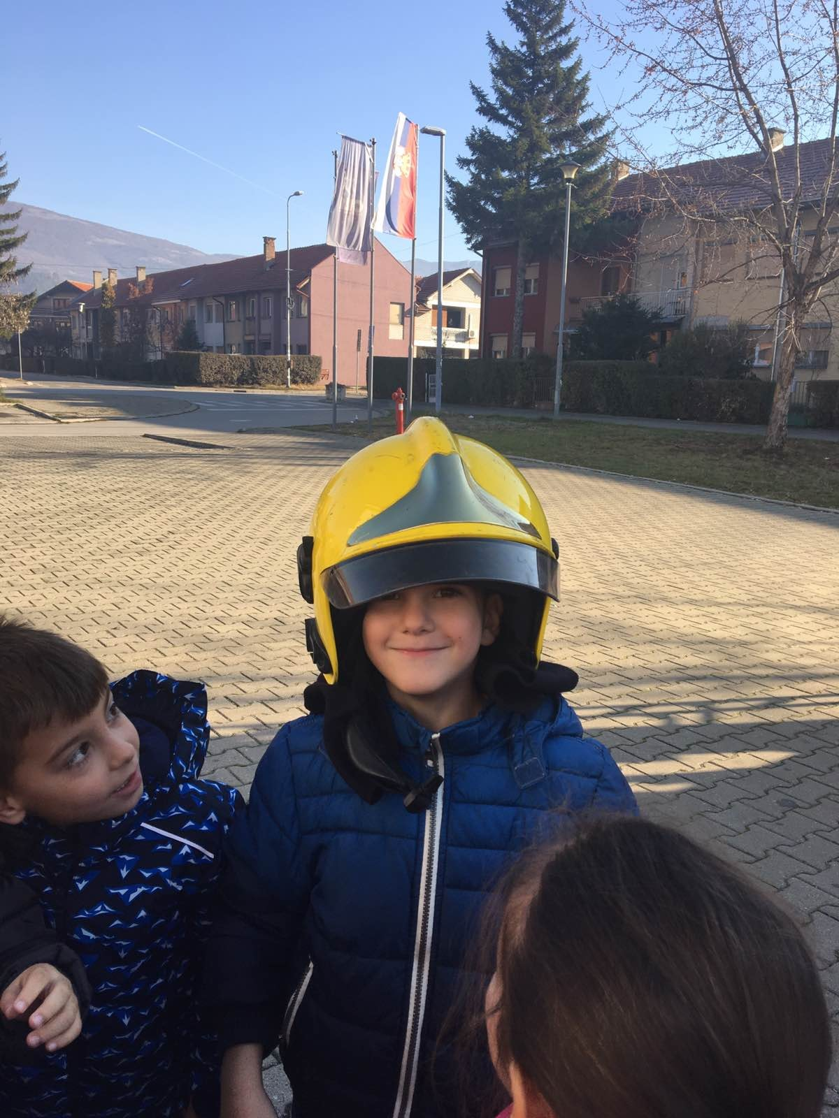 Photo of O zaštiti od požara uče od malih nogu