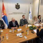 Poseta visoke delegacije Svetske organizacije slobodnih zona Srbiji