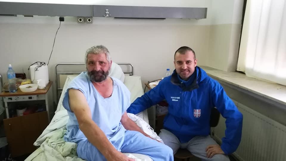 Photo of Veoma uspešna akcija Radio kluba Pirot. Za Radeta Ćirića, koji se oporavlja, prikupljeno preko 180.000 dinara