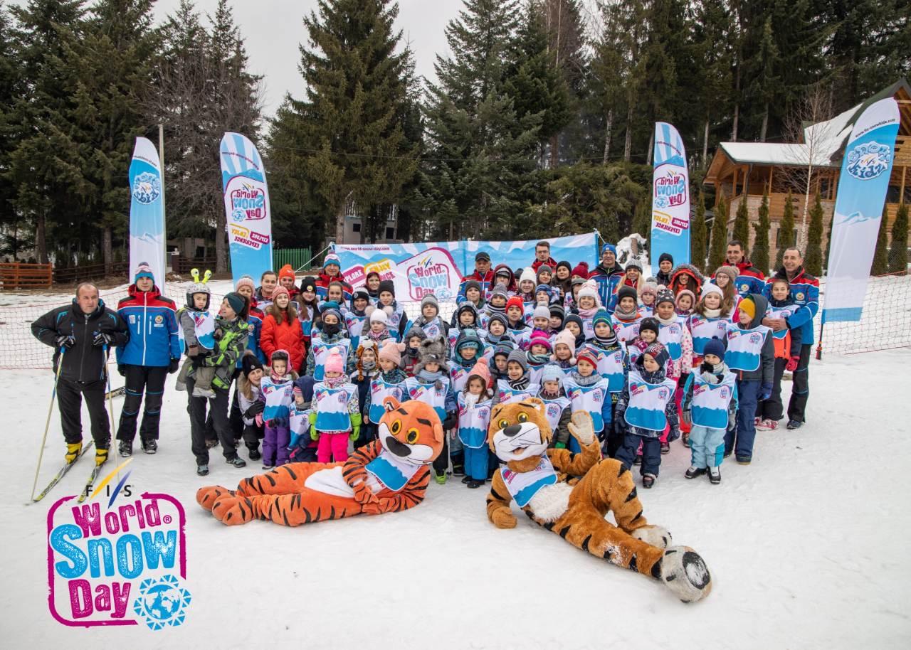 Photo of Planinarski dom: Svetski dan snega na velelepan način obeležen na Gradskom skijalištu
