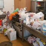 Prikupljena novčana pomoć i veliki broj paketića za decu sa Kosmeta