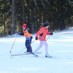 Pirotski talentovani mališani uče skijaško trčanje od bivšeg trenera bugarske reprezentacije Konstantina Zgurova