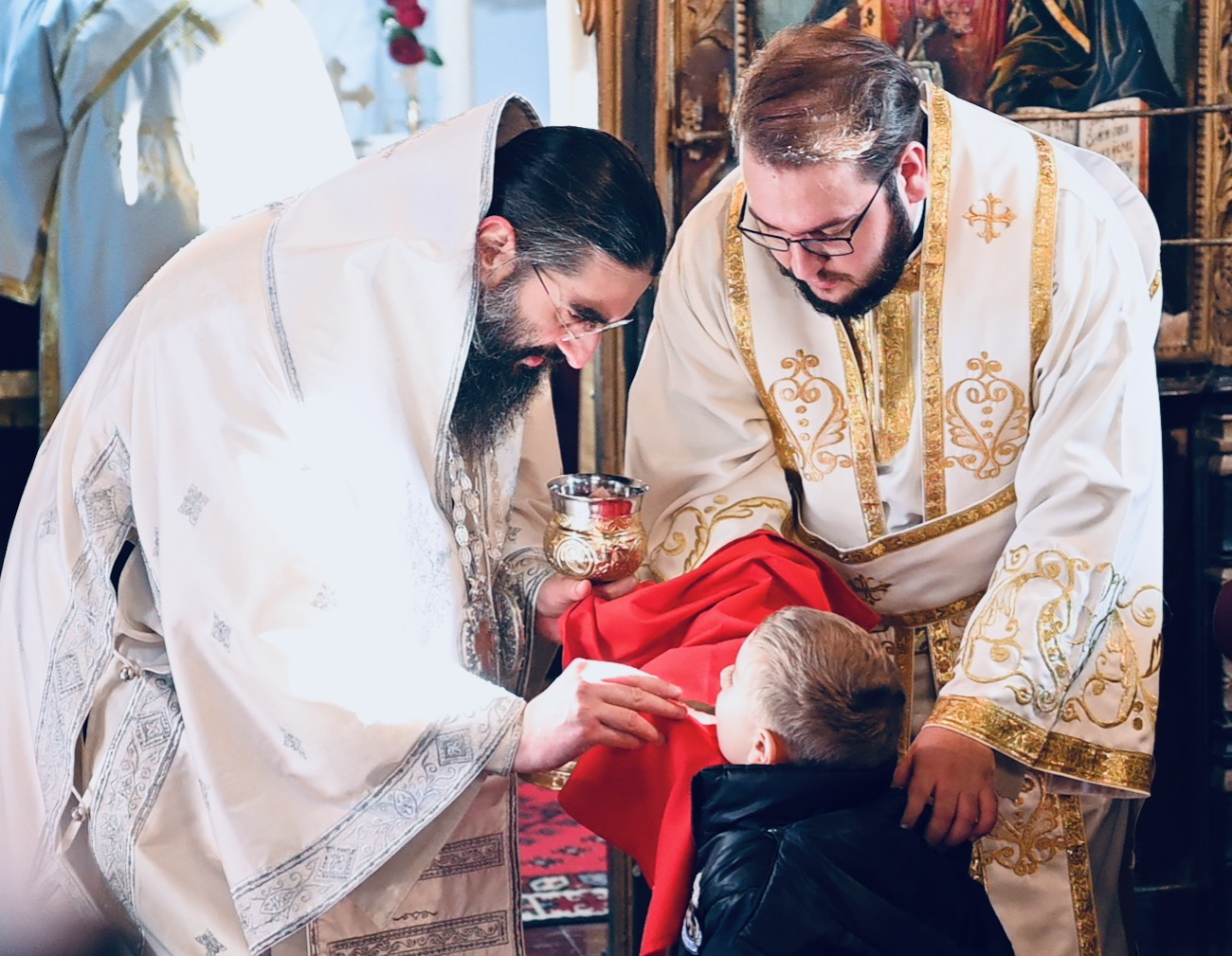 Photo of Vladika niški Arsenije služio liturgiju na Sabor Presvete Bogorodice – drugi dan Božića