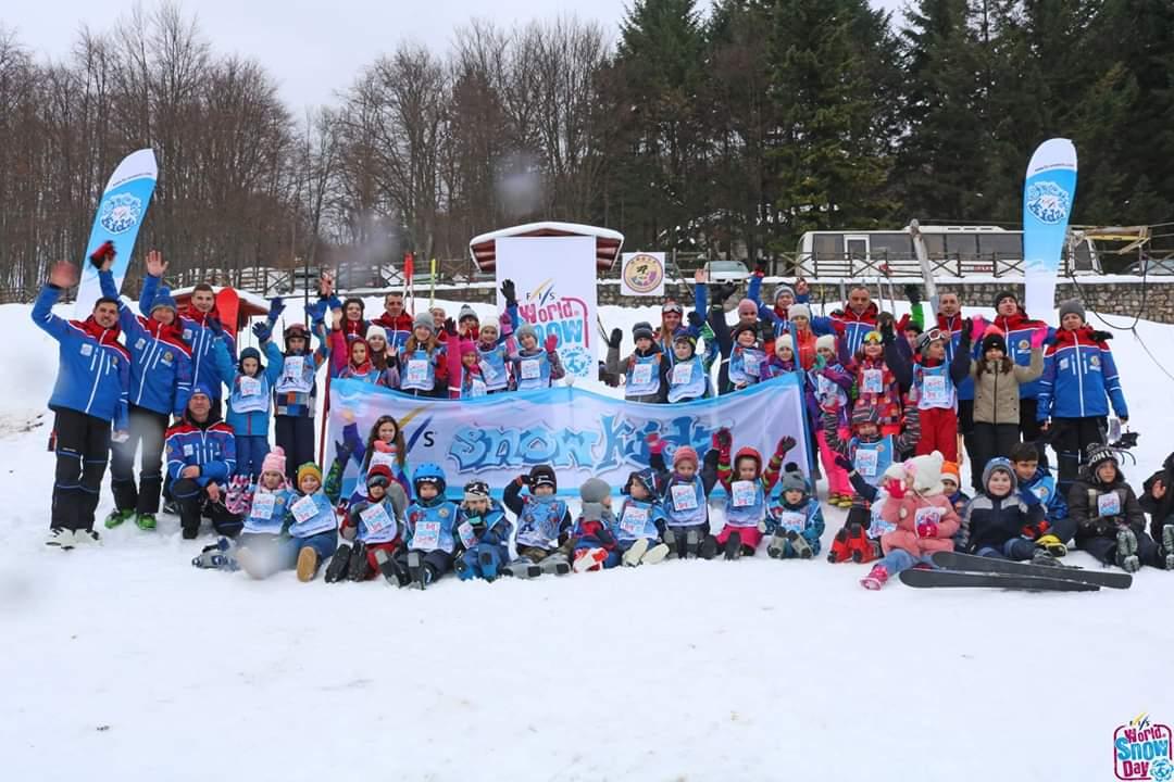 Photo of U nedelju SVI NA SNEG. Na Planinarskom domu obeležava se Svetski dan snega