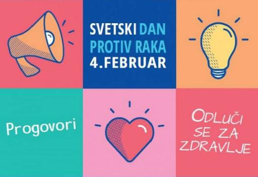 Photo of Dom zdravlja Pirot: Obeležava se Svetski dan borbe protiv raka
