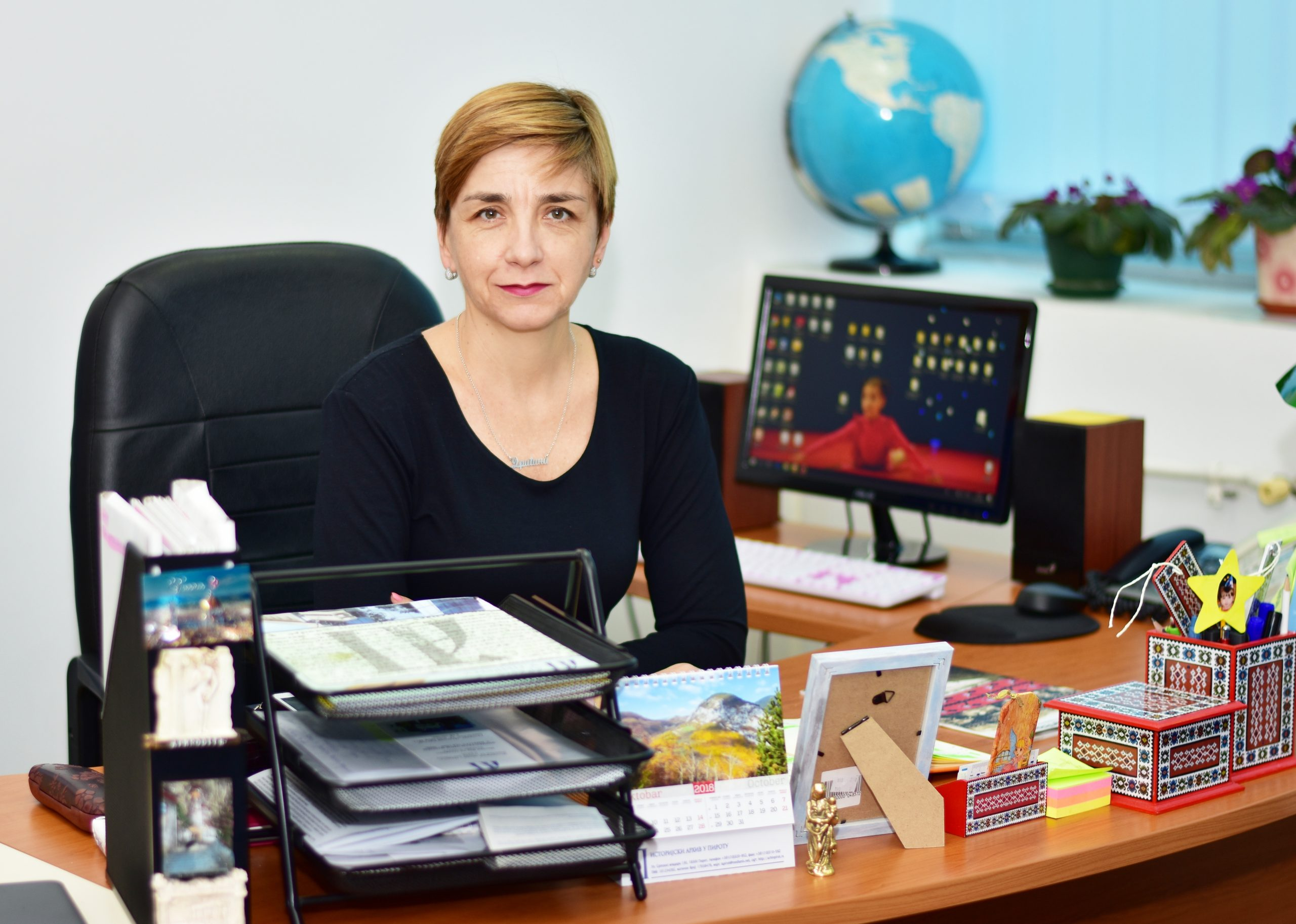 Photo of Ivana Kostadinović, direktorka Istorijskog arhiva u Pirotu: Ogledamo se u onome što radimo i kako radimo