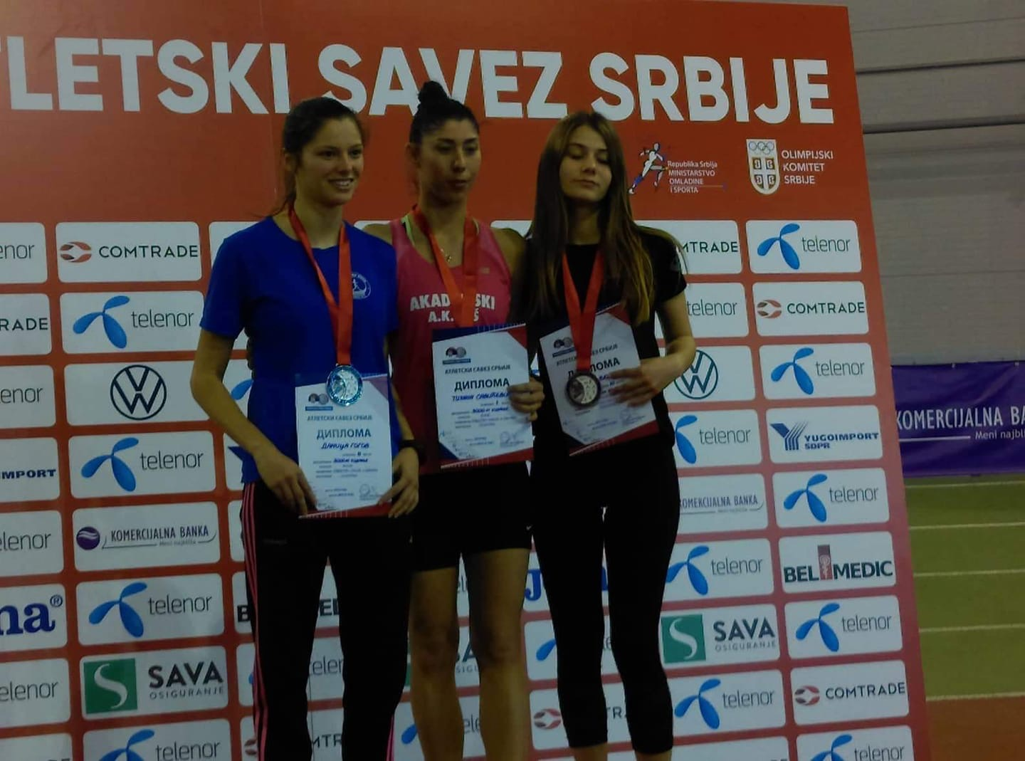 Photo of Dva srebra za pirotske atlete