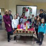 Pirot - grad šara, kreativna radionica u okviru Božićne škole sporta
