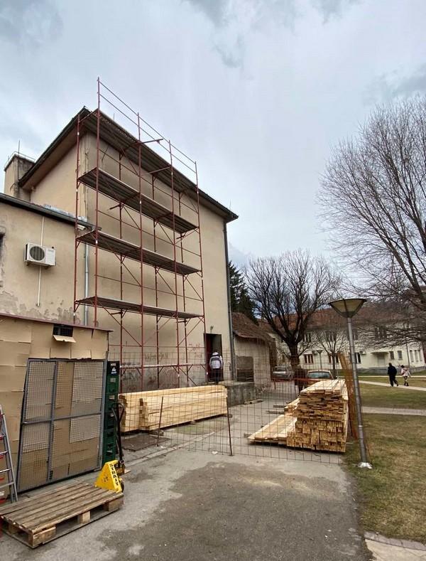 """Photo of U Beloj Palanci rekonstrukcija """"Remezijane"""""""