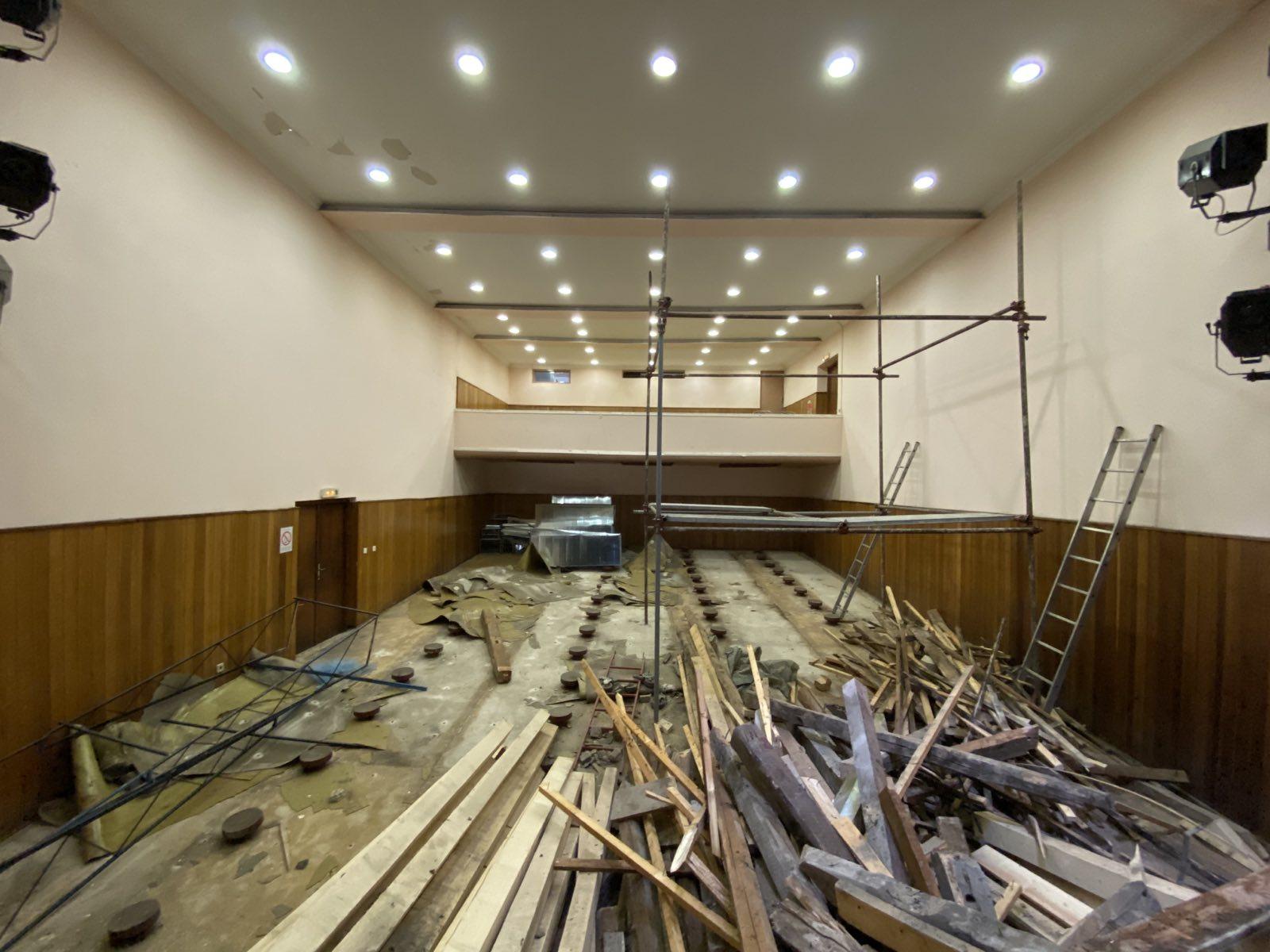 """Photo of EU finansira rekonstrukciju Ustanove kulture """"Remezijana"""" u Beloj Palanci"""