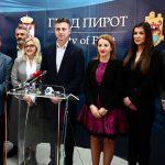 Vasić povodom članstva u Predsedništvu SNS: Odluka koju smo doneli je u ovom trenutku najbolja za Grad Pirot