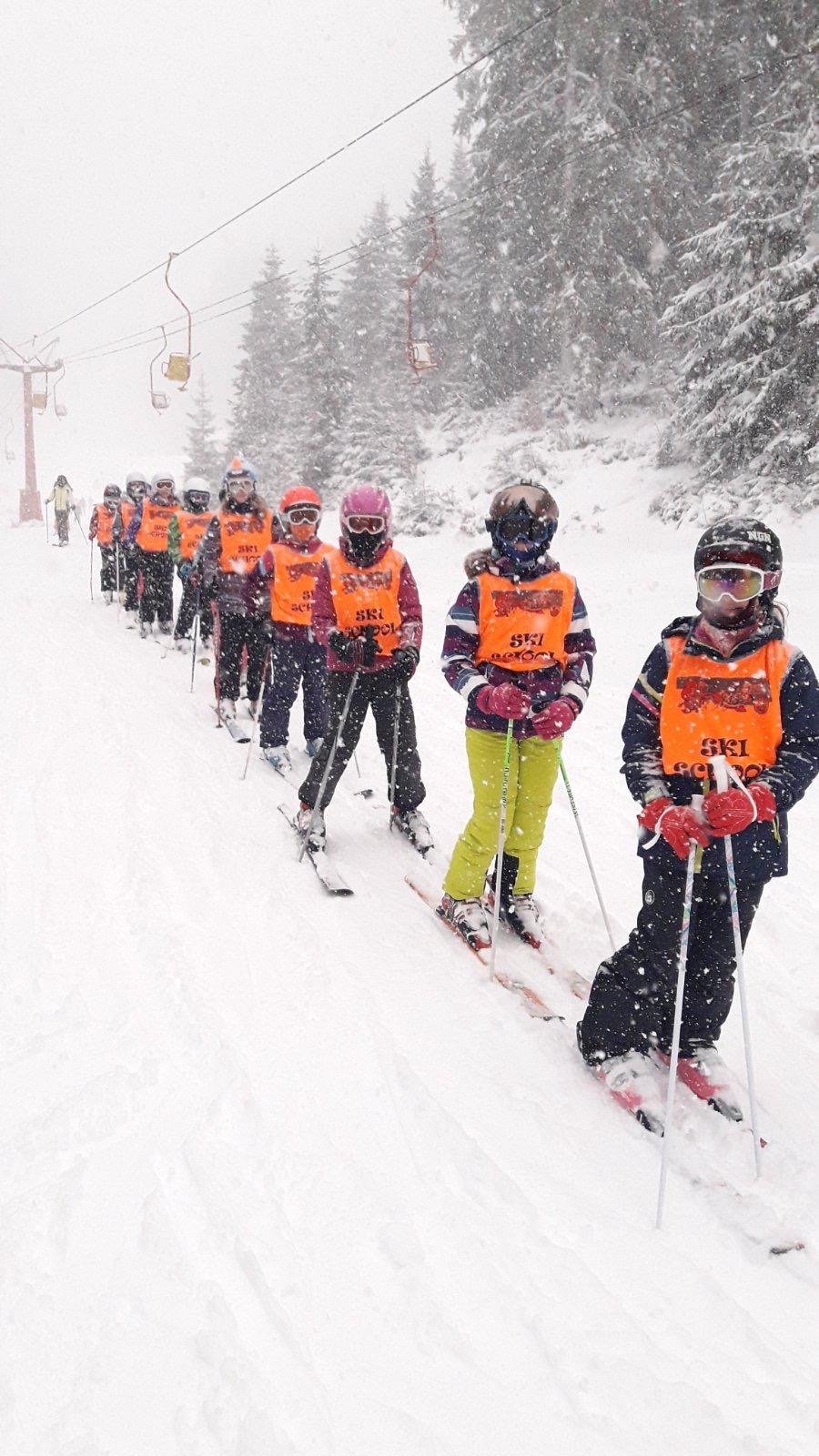 Photo of 160 mališana usavršavalo skijanje na Pamporovu
