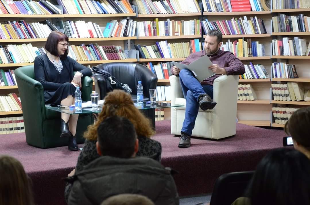 Photo of Održano predavanje o recitovanju Angeline Lukić