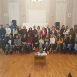 Učenici i profesori Gimazije obeležili Nacionalni dan knjige