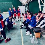 Košarkašice Gimnazijalca uprkos nehumanim uslovima za igru savladale ekipu Svrljiga