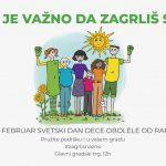 ZAGRLI SNAŽNO-  podrška deci oboleloj od malignih bolesti