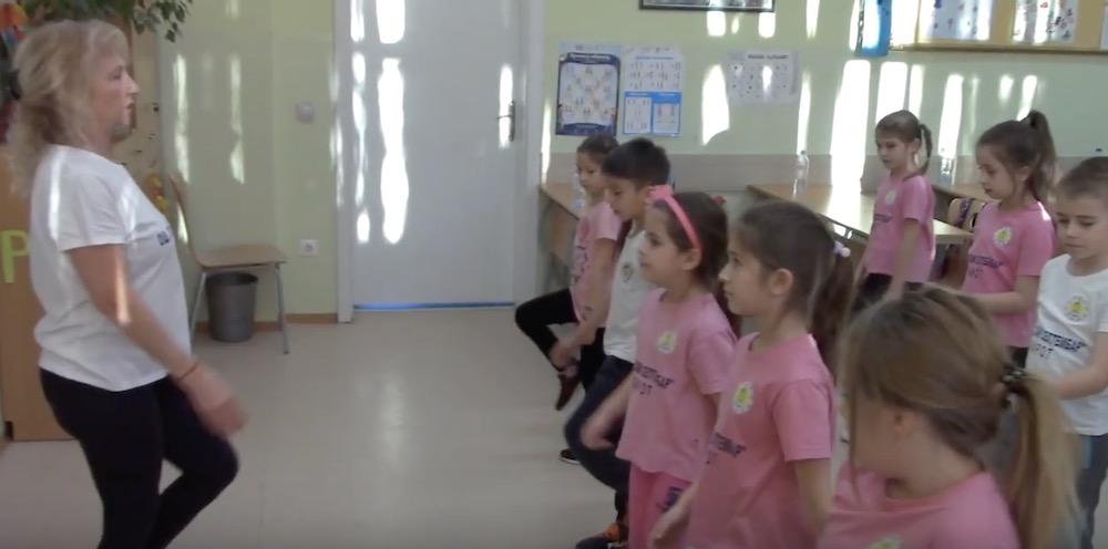 """Photo of Nagrada za OŠ """"8. septembar"""" za ideju kako da deca budu fizički aktivnija"""