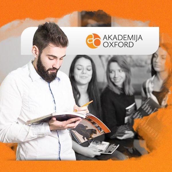 """Photo of Novo u Pirotu: Škola stranih jezika """"Akademija Oxford"""". Cene više nego prisupačne!"""