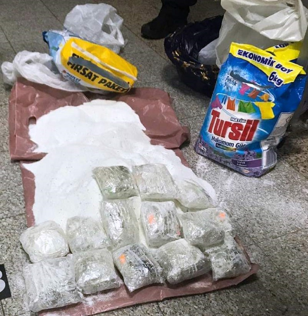 Photo of Gradina: U vrećama praška za veš sakrio 8,5 kg srebra