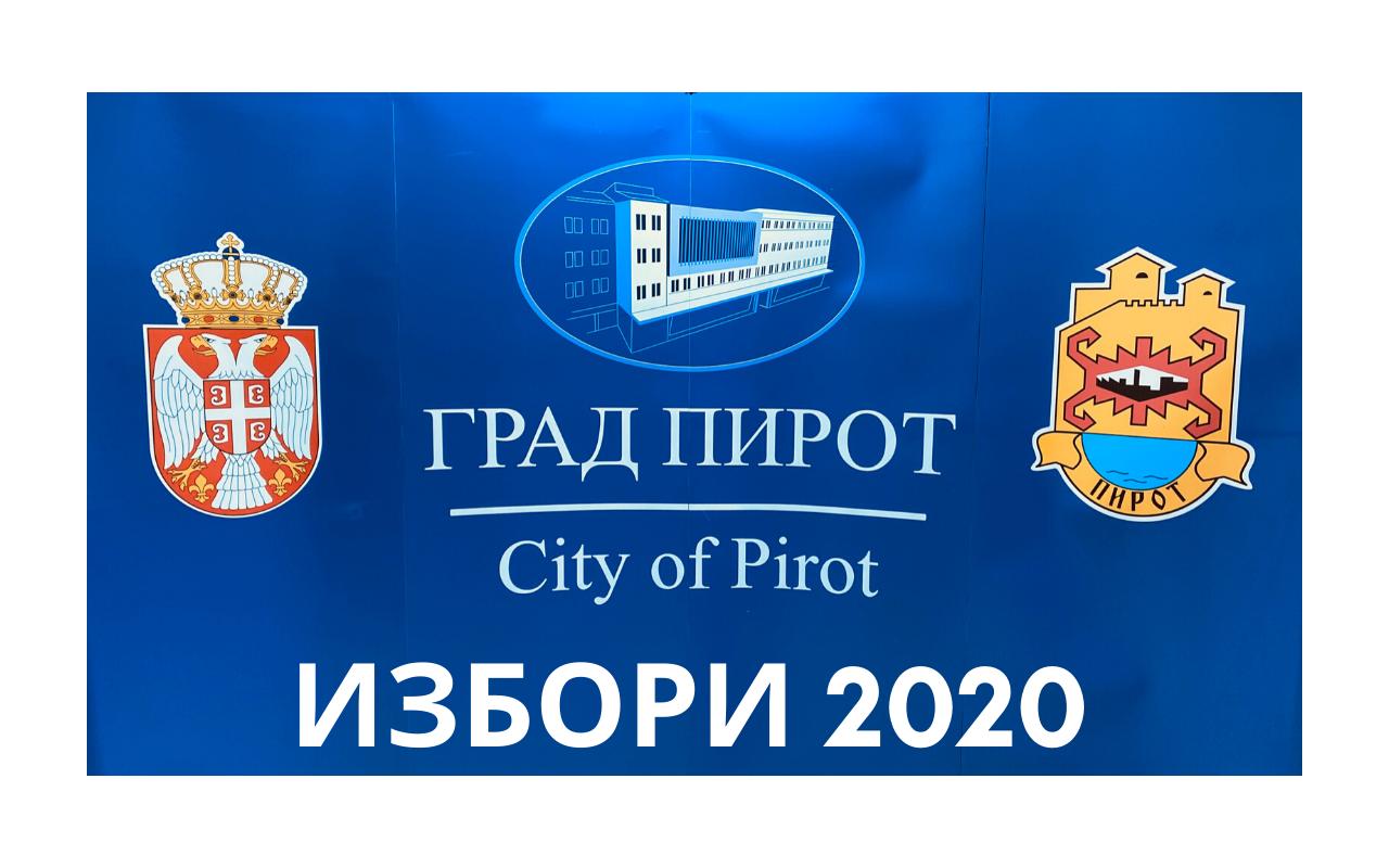 Photo of U Pirotu do 18 sati glasalo 45,57 posto birača