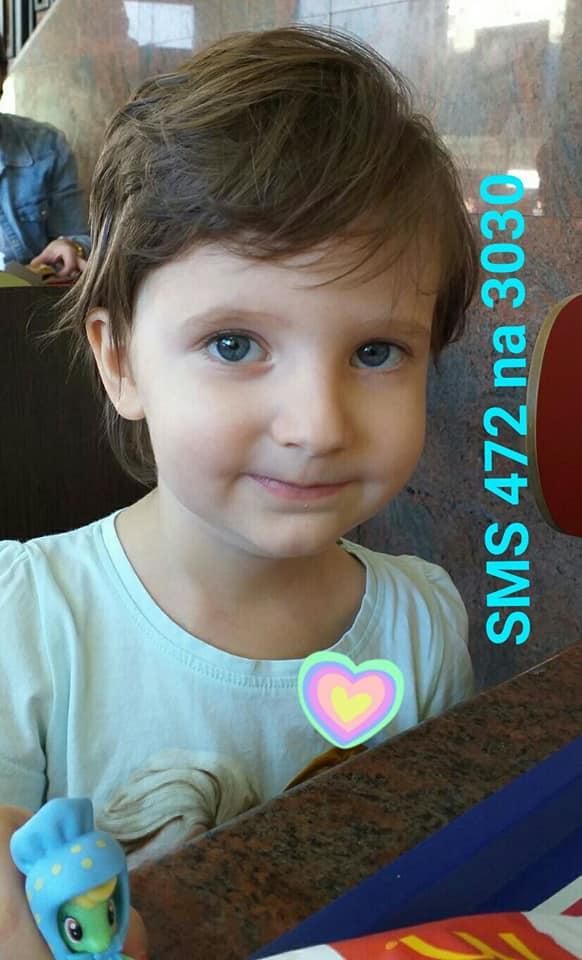 Photo of Da petogodišnja Nišlijka Petra pobedi tumor. Podržite akciju pomoći za lečenje male heroine