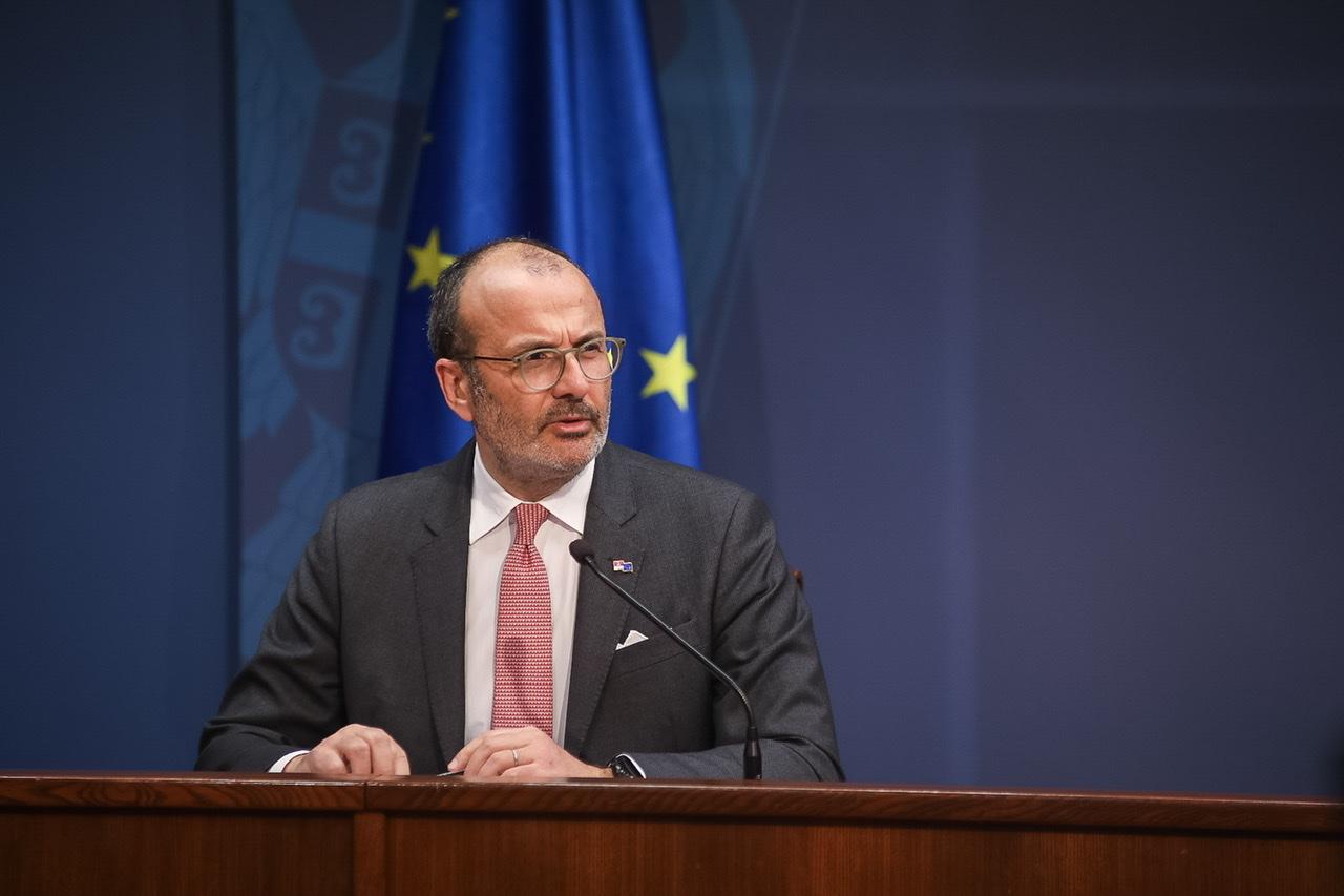Photo of EU hitno odobrila 7.5 miliona evra Srbiji za borbu protiv COVID-19