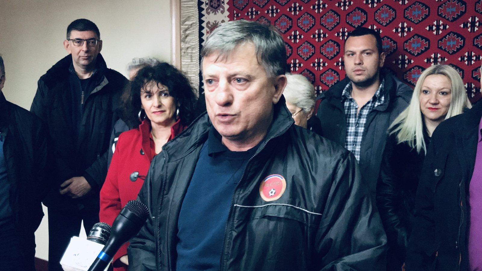 Photo of Pirotski SPS predao odborničku listu. Očekuju odlične rezultate