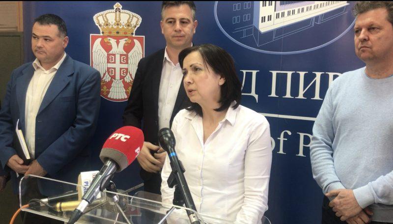 Photo of U Pirotu bez potvrđenog oboljevanja od korona virusa, u Beloj Palanci dva obolela