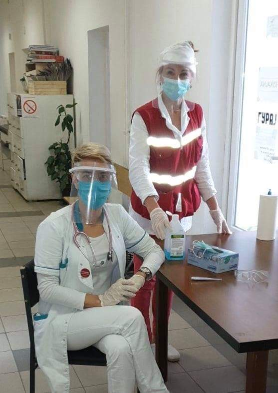 Photo of Dr Radovan Ilić: Upotrebili smo svih 140 vakcina za imunizaciju zaposlenih u zdravstvu, vakcinacija se nastavlja