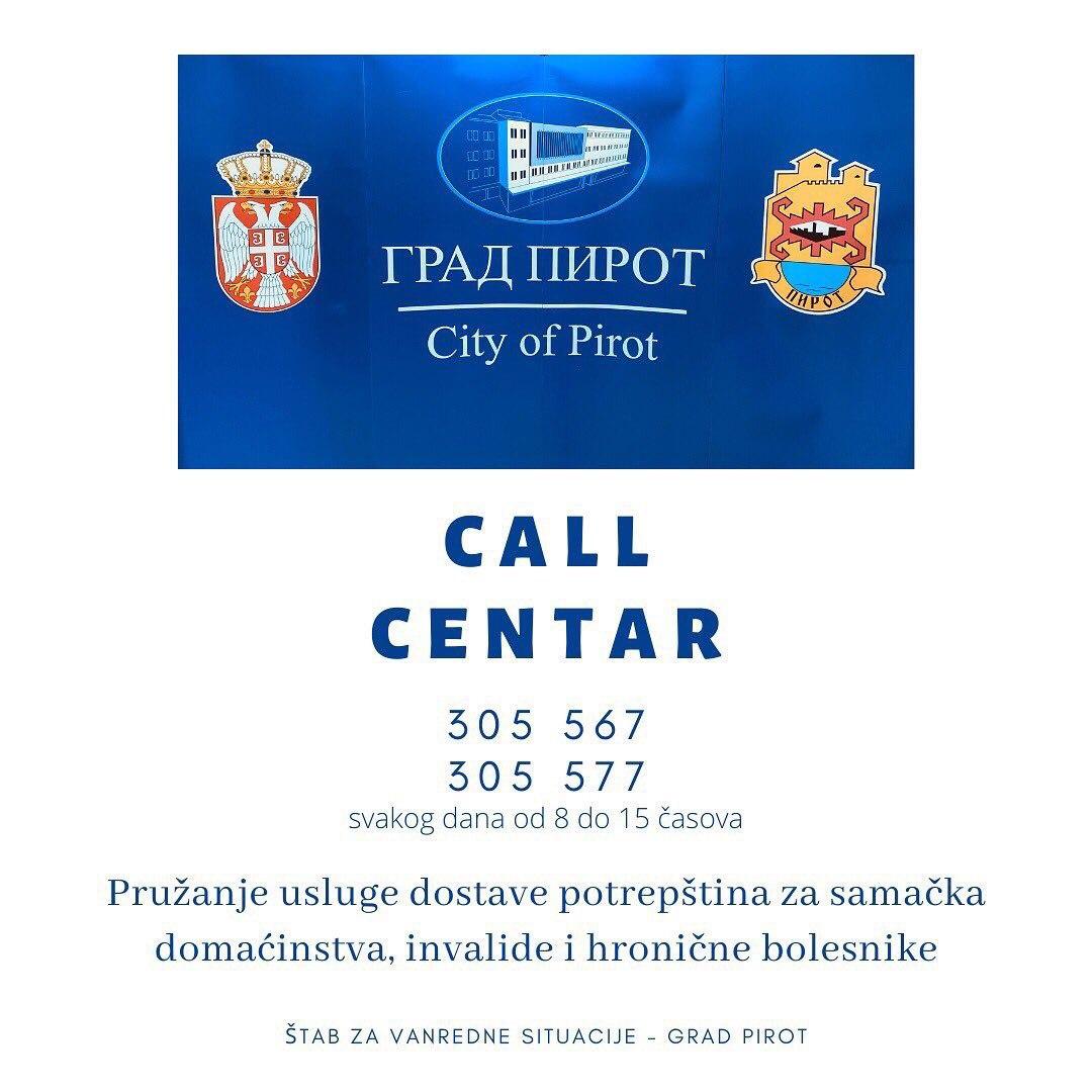 Photo of VAŽNO: Brojevi telefona na koje mogu da se jave naši stariji sugrađani kojima je potrebna pomoć!