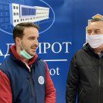 Mladi pirotski informatičar napravio i donirao 20 vizira za zaštitu zdravstvenih radnika