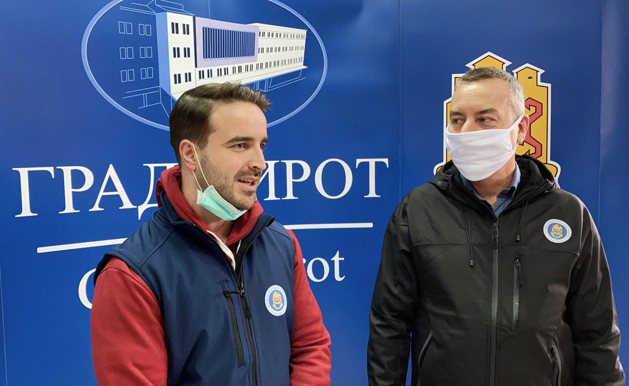 Photo of Mladi pirotski informatičar napravio i donirao 20 vizira za zaštitu zdravstvenih radnika