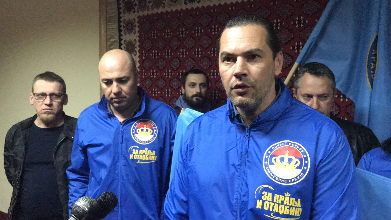 Photo of Todosijević: Pokret obnove Kraljevine Srbije biće najveće iznenađenje na lokalnim izborima
