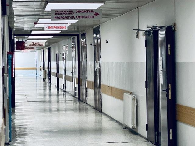 Photo of Stigli rezultati za 18 uzoraka – BEZ POZITIVNIH. Danas na grudnom odeljenju Bolnice nije primljen nijedan pacijent sa sumnjom na covid19