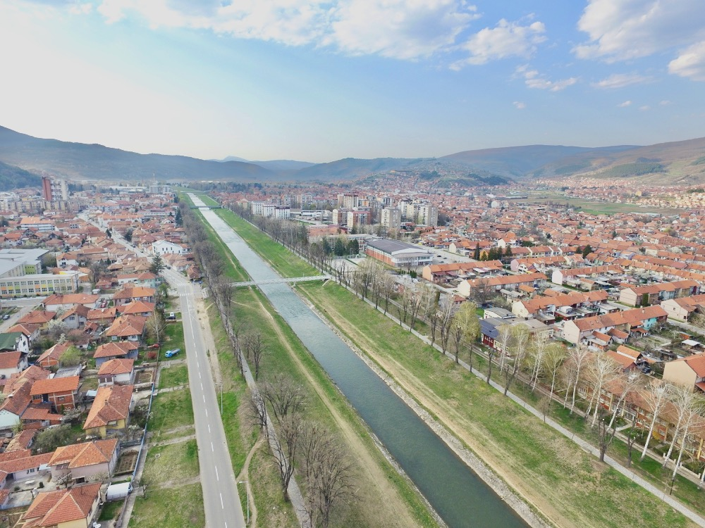 Photo of Snimak IZ VAZDUHA: Pirot u doba korone (VIDEO)