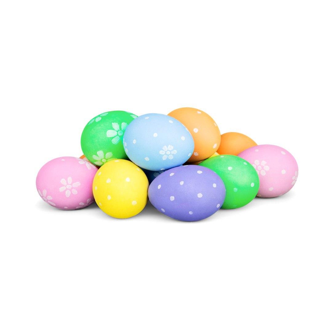 Photo of Jednostavno, a lepo: Uskršnja jaja sa tufnama