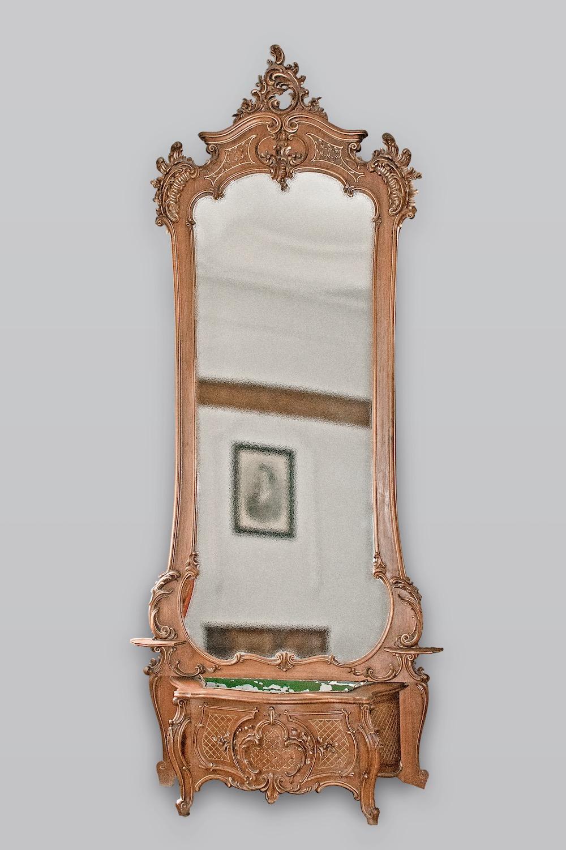 Photo of Iz riznice Muzeja Ponišavlja: Stilsko ogledalo