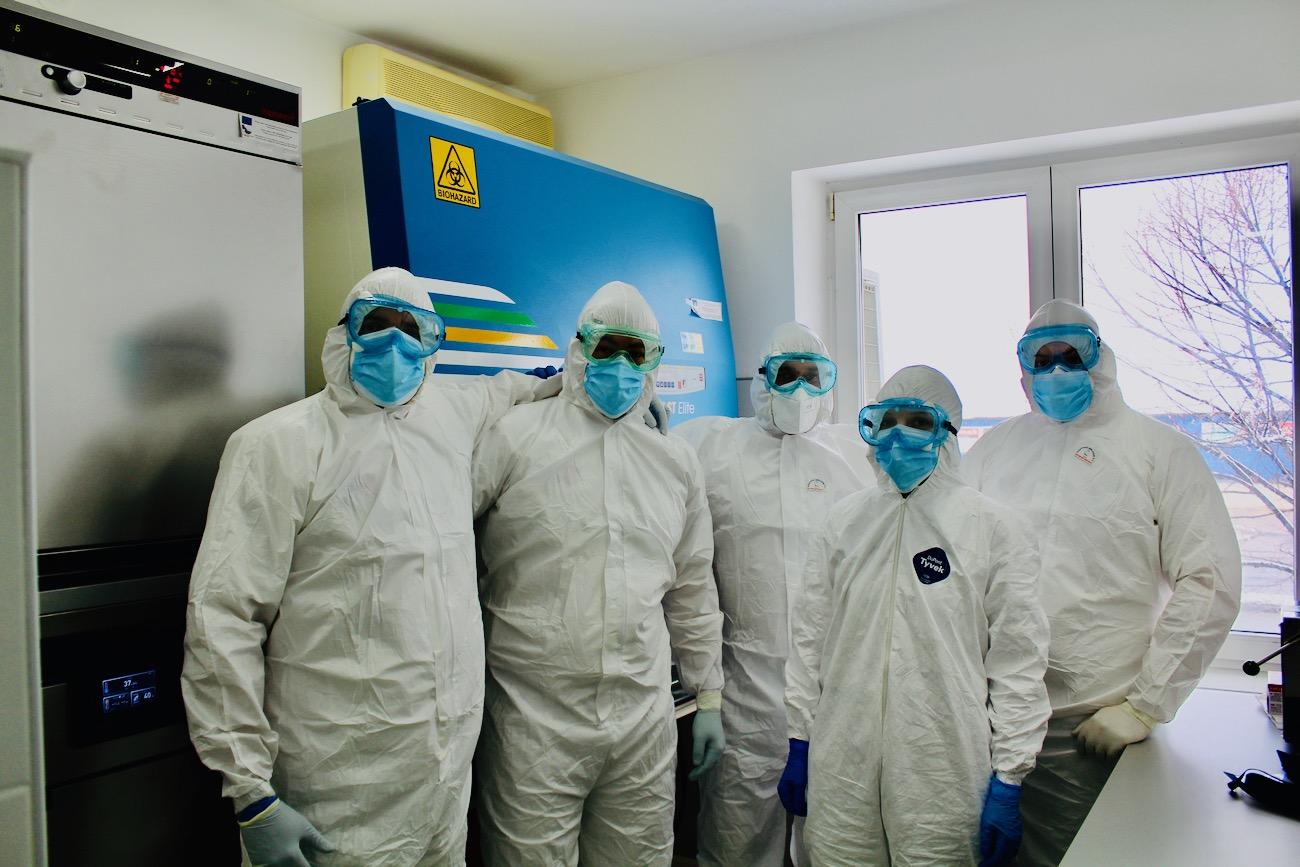 Photo of Uzorci iz Pirota, Leskovca i Vranja testiraju se od skora u Nišu u Veterinarsko-specijalističkom institutu