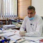 Direktor Opšte bolnice Goran Petrović: U Opštoj bolnici trenutno nemamo ni jednog COVID19 pozitivnog pacijenta