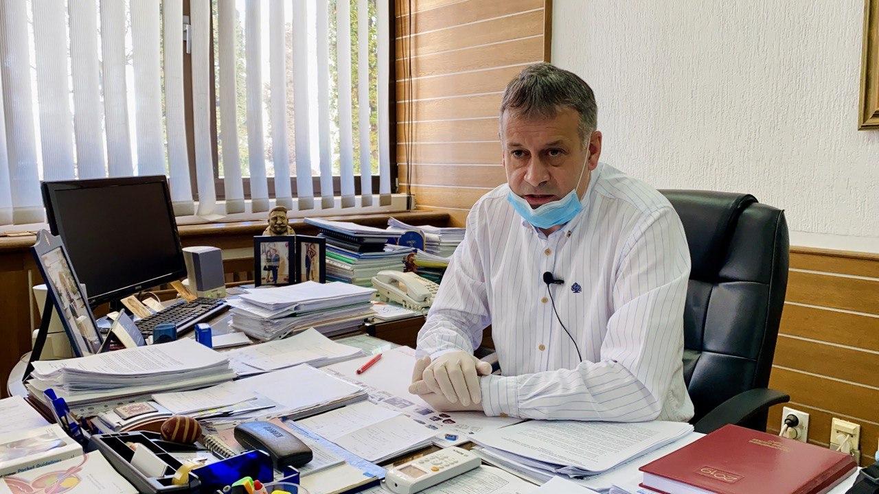 Photo of Direktor Opšte bolnice Goran Petrović: U Opštoj bolnici trenutno nemamo ni jednog COVID19 pozitivnog pacijenta