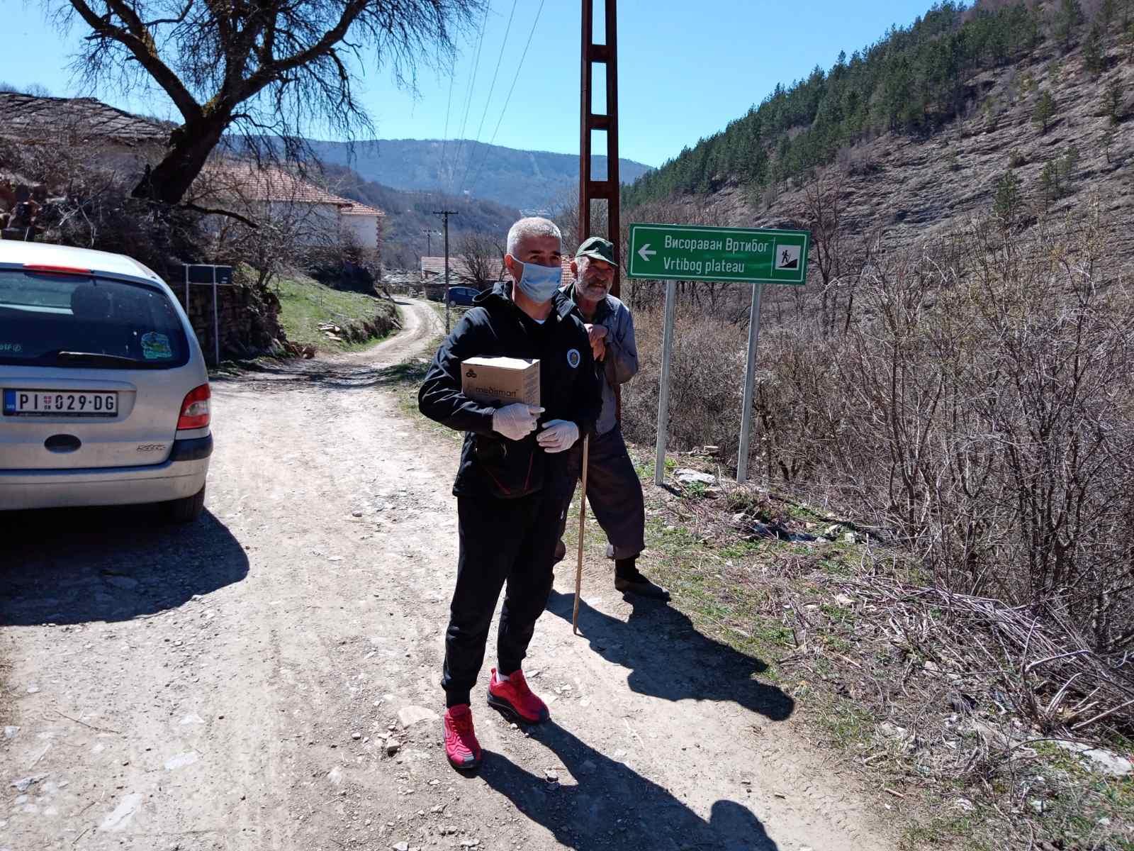 Photo of Dostava lekova ugroženima na Staroj planini