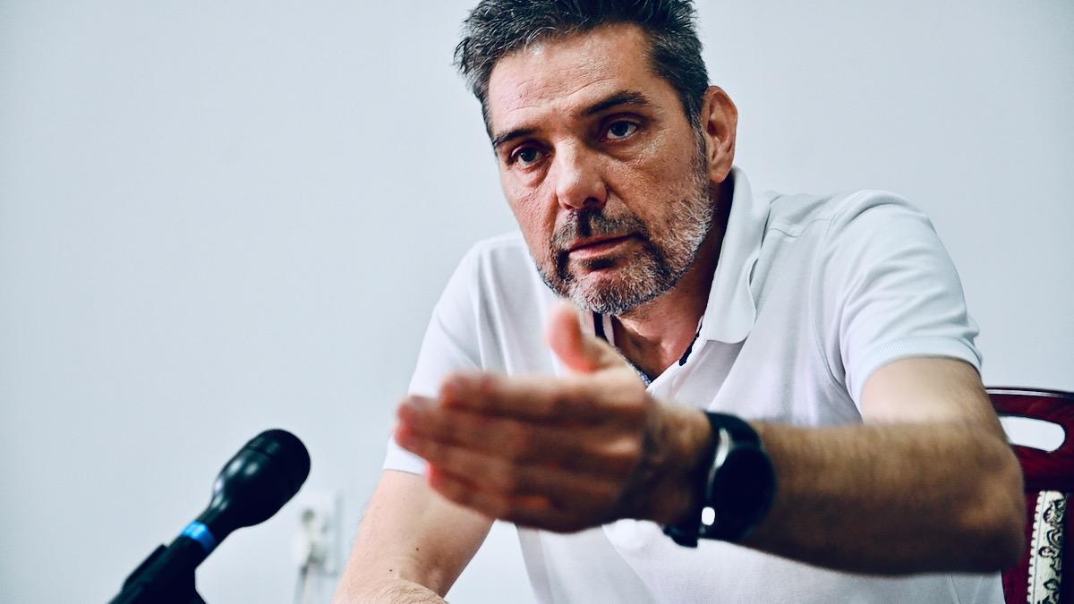 Boban Tolić, direktor Komunalca