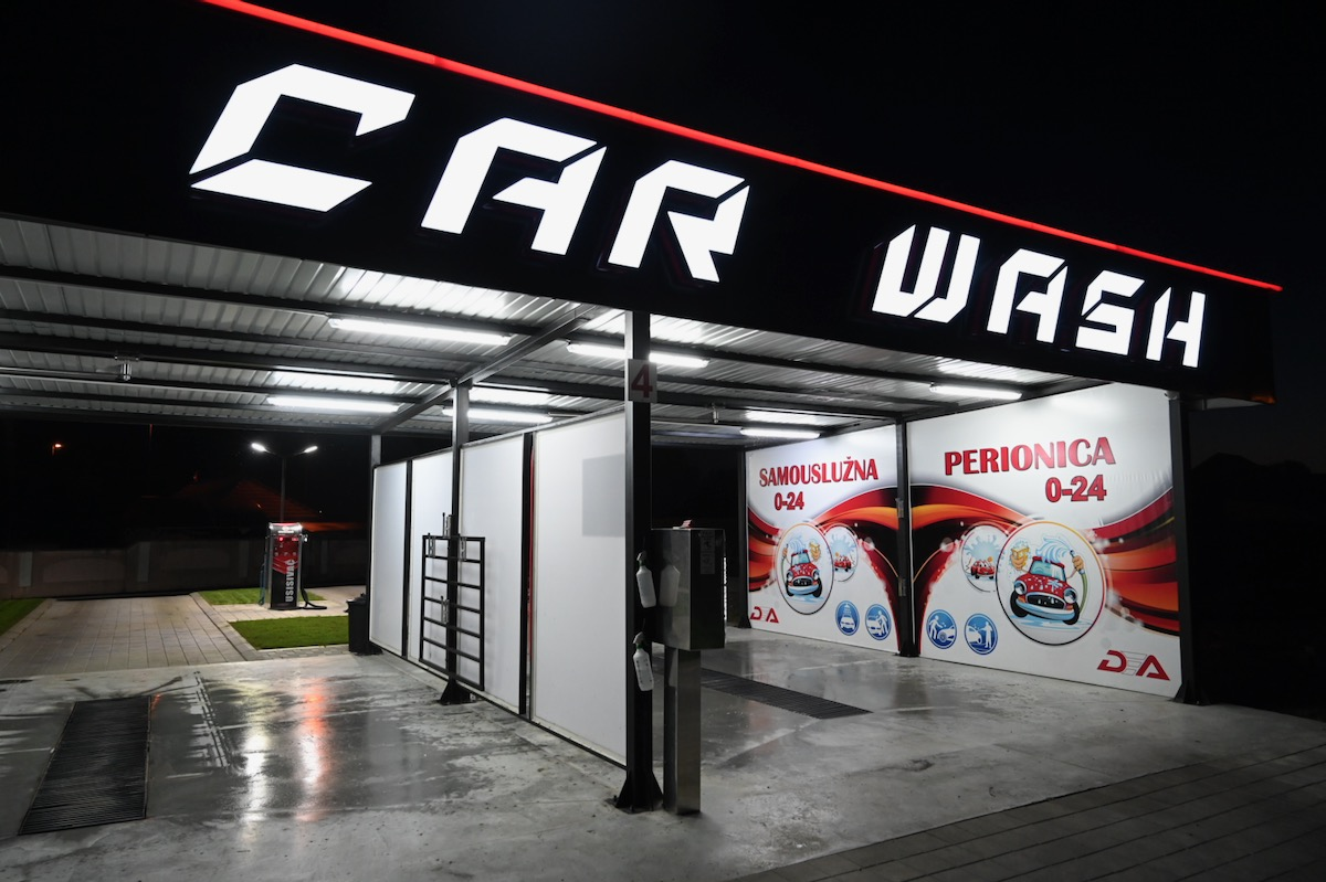 dea petrol & car wash