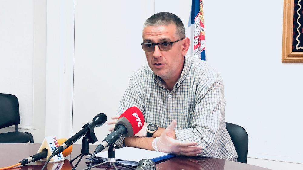 Aleksandar Popović, šef Inspekcije rada