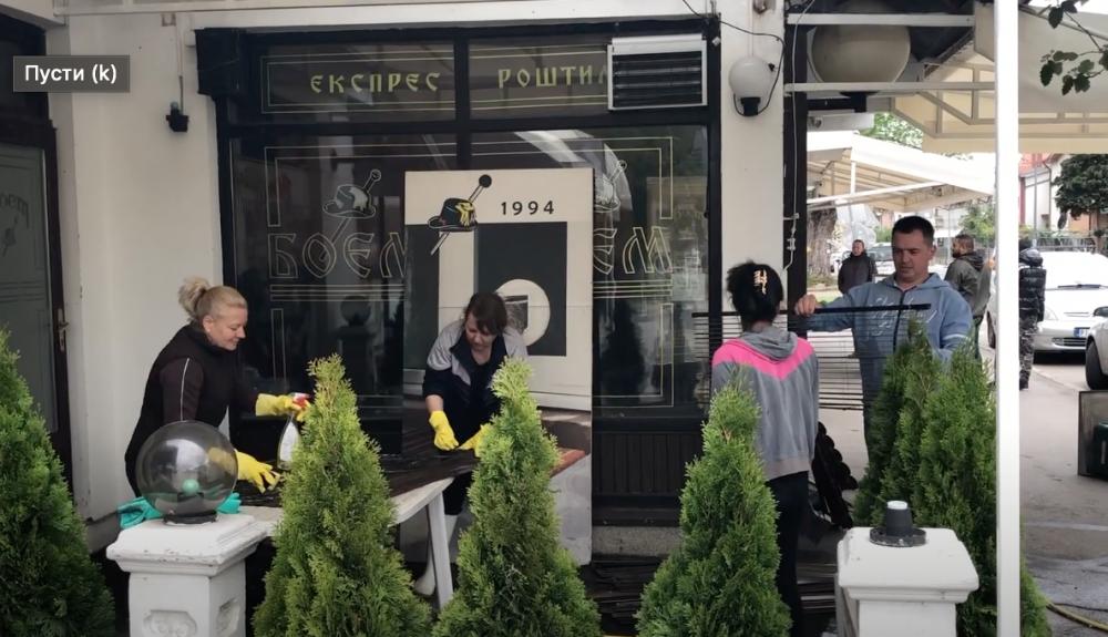 Photo of Kafići u Pirotu krenuli sa radom, ovih dana ugostitelji kreću punom parom